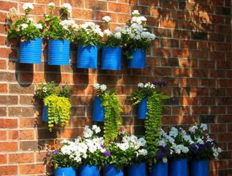 reciclagem latinha decoradas leite em po extrato de tomate porta trecos porta lapis decoracao casa (7)