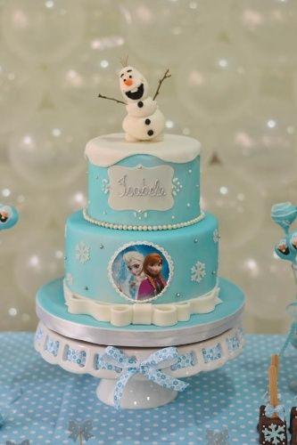 10 ideias decoracao festa aniversario lembrancinha frozen princesa elsa 1