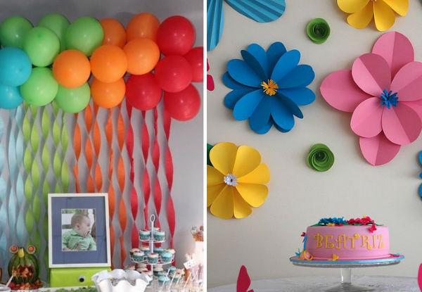Para quem quer fazer a festinha de aniversário do seu filho por conta