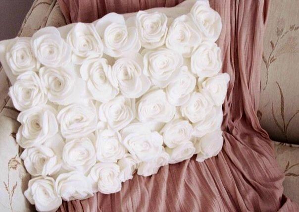 passo a passo almofada com flores feltro decoracao sala casa (1)