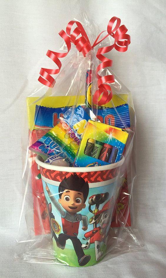10 ideias festa aniversario patrulha canina menino decoracao mesa doces lembrancinha 6
