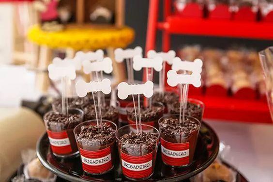 10 ideias festa aniversario patrulha canina menino decoracao mesa doces lembrancinha 8