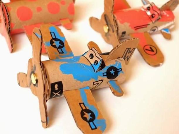 12 ideias brinquedo reciclado criancas escola faca voce mesmo em casa reciclagem 1