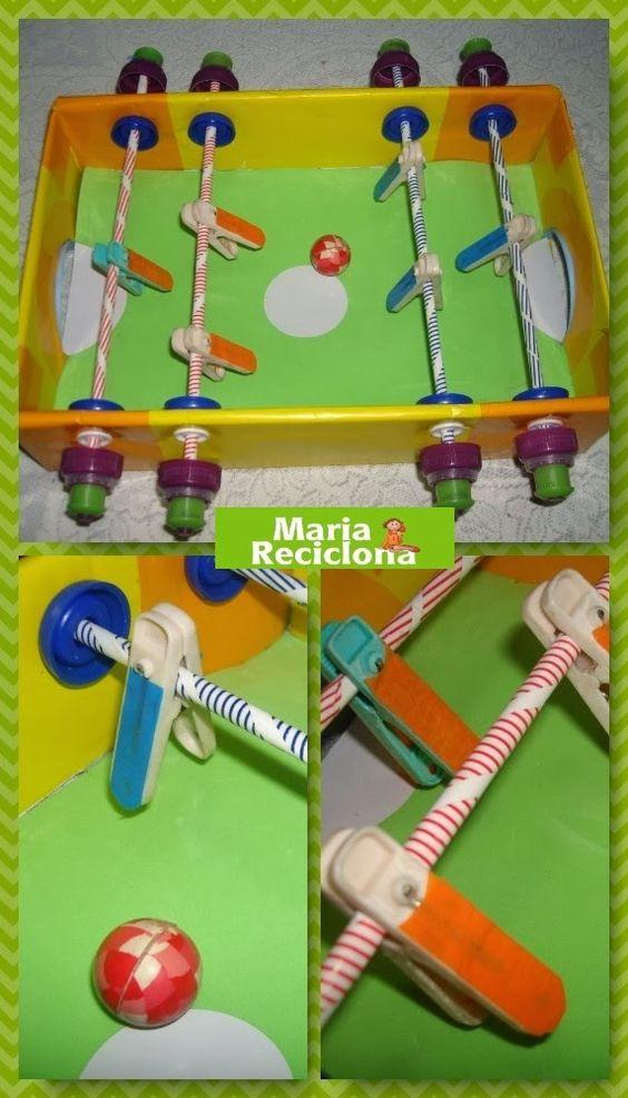 12 ideias brinquedo reciclado criancas escola faca voce mesmo em casa reciclagem 6