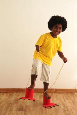 12 ideias brinquedo reciclado criancas escola faca voce mesmo em casa reciclagem 7