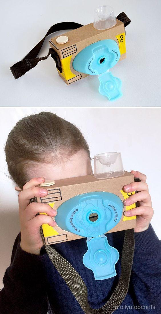 12 ideias brinquedo reciclado criancas escola faca voce mesmo em casa reciclagem 9
