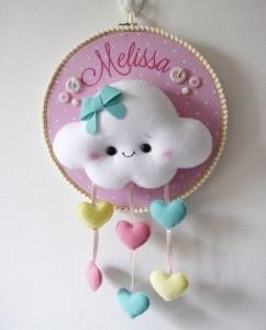 12 ideias enfeite porta maternidade bebe decoracao quarto