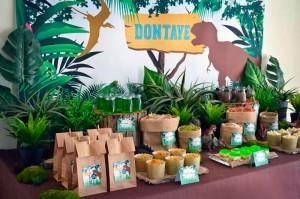 12 ideias festa aniversario infantil dinoussauros decoracao lembrancinhas criancas 1