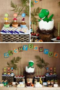 12 ideias festa aniversario infantil dinoussauros decoracao lembrancinhas criancas 2