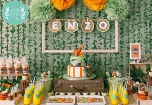 12 ideias festa aniversario infantil dinoussauros decoracao lembrancinhas criancas 3