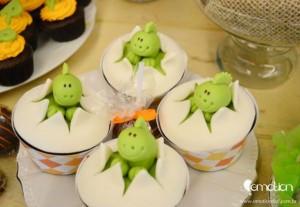 12 ideias festa aniversario infantil dinoussauros decoracao lembrancinhas criancas 5