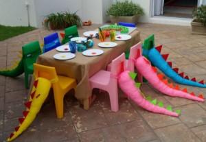 12 ideias festa aniversario infantil dinoussauros decoracao lembrancinhas criancas 8