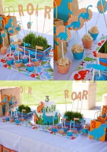 12 ideias festa aniversario infantil dinoussauros decoracao lembrancinhas criancas 9