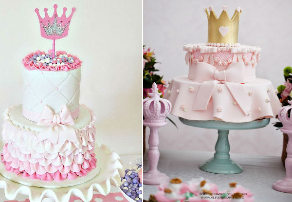 15 ideias festa infantil pricesas menina decoracao mesa doces lembrancinhas bolo aniversario 10