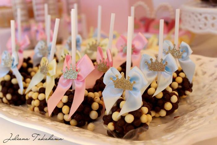 15 ideias festa infantil pricesas menina decoracao mesa doces lembrancinhas bolo aniversario 9