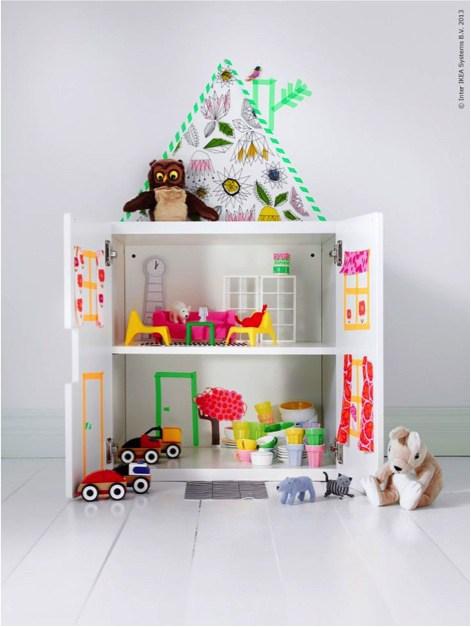 8 ideias casa de bonecas meninas decoracao quarto 2