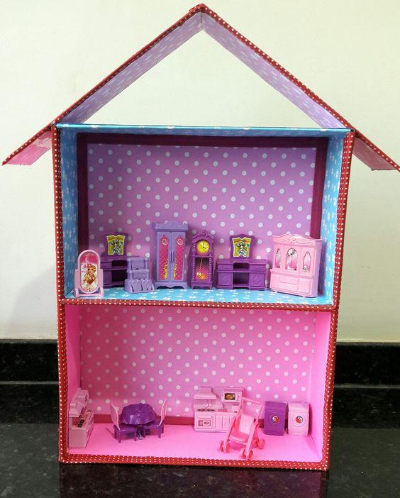 8 ideias casa de bonecas meninas decoracao quarto 4