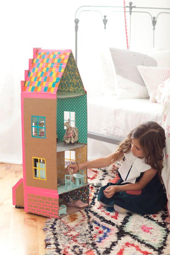 8 ideias casa de bonecas meninas decoracao quarto 5