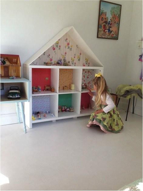 8 ideias casa de bonecas meninas decoracao quarto 6