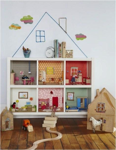 8 ideias casa de bonecas meninas decoracao quarto 7