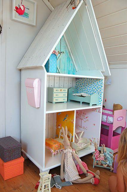 8 ideias casa de bonecas meninas decoracao quarto 8