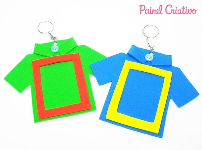 ideia lembrancinha-dia-dos-pais-chaveiro-EVA-artesanato-painel-criativo-1