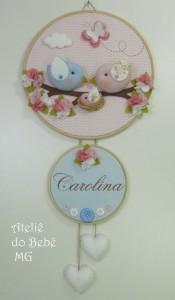 ideias enfeites porta maternidade bebe decoracao quarto 3
