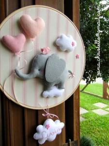ideias enfeites porta maternidade bebe decoracao quarto 4