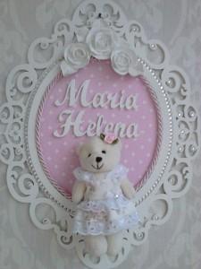 ideias enfeites porta maternidade bebe decoracao quarto 5