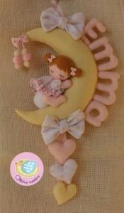 ideias enfeites porta maternidade bebe decoracao quarto 6
