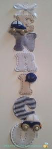 ideias enfeites porta maternidade bebe decoracao quarto 9