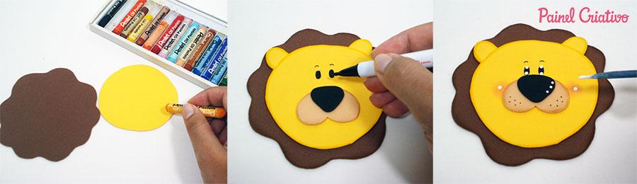 lembrancinha dia das criancas bichinhos eva porta guloseimas artesanato painel criativo10