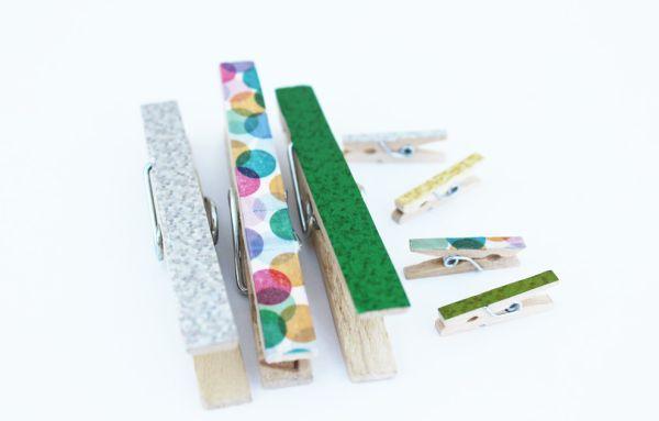 12 ideias criativas decorar objetos fitas washi tape artesanato decoracao casa 10