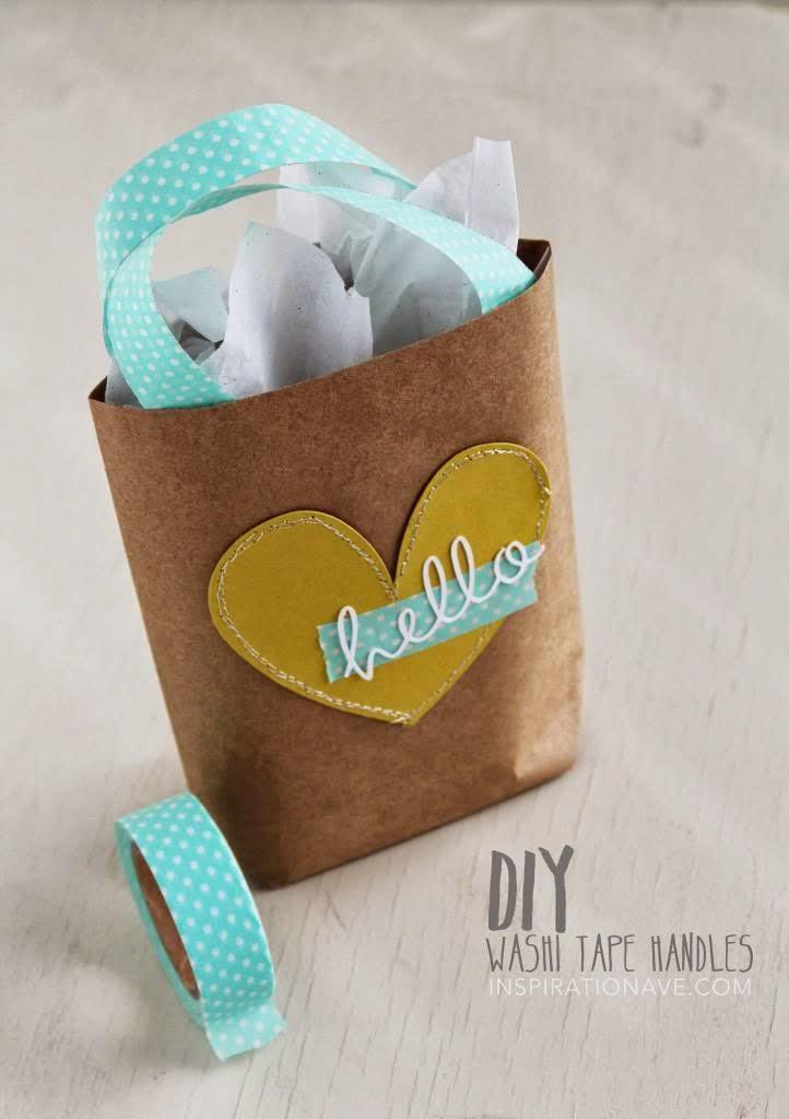 12 ideias criativas decorar objetos fitas washi tape artesanato decoracao casa 2
