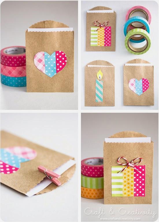 12 ideias criativas decorar objetos fitas washi tape artesanato decoracao casa 3
