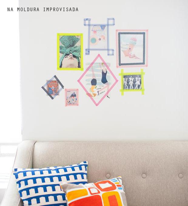 12 ideias criativas decorar objetos fitas washi tape artesanato decoracao casa 5